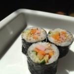 岡山市北区表町・焼肉dining食道園のブログ☆-キンパ