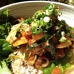 岡山市北区表町・焼肉dining食道園のブログ☆-豚トロ丼