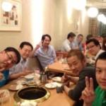 岡山市北区表町・焼肉dining食道園のブログ☆-交流会